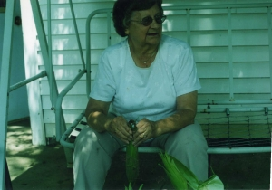 Grandma Lingley's Corn Freezing Recipe